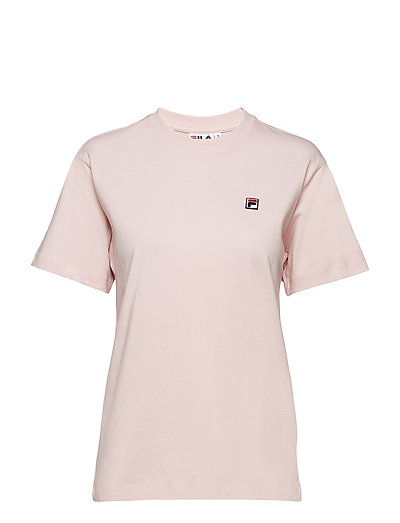 WOMEN Nova Cropped Tee SS - CORAL BLUSH