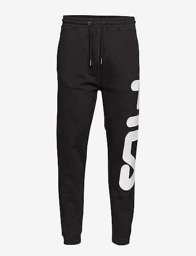 CLASSIC PURE pant - pantalons - black