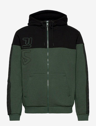 OLE hooded jacket - pulls a capuche - sycamore-black