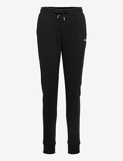 LAKIN sweat pants - pantalons - black