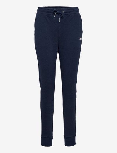 LAKIN sweat pants - pantalons - black iris
