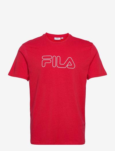 MEN PAUL tee - t-shirts - true red