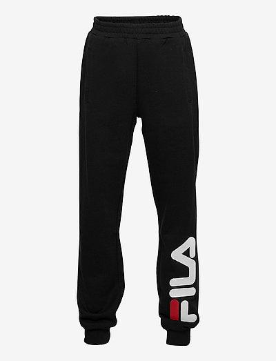 PATRIZIA logo jogger - bas de sport - black