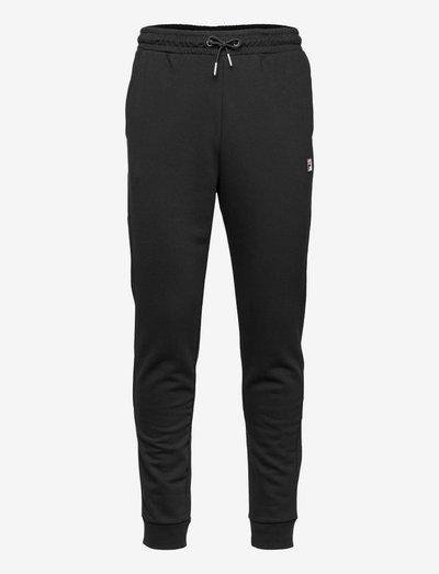 SAVIR sweat pants - pantalons - black