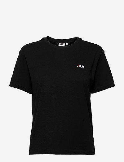 EFRAT tee - t-shirts - black
