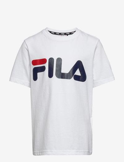 GAIA logo tee - t-shirts à manches courtes - bright white