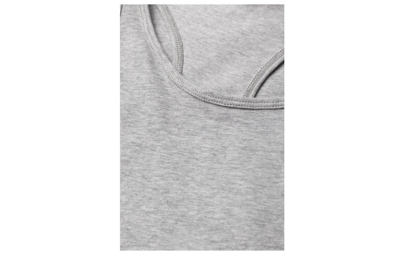 90 Cotton Filippa 10 K Pink Athletic Coton Elastane Tank Pale YxxwUP1nB