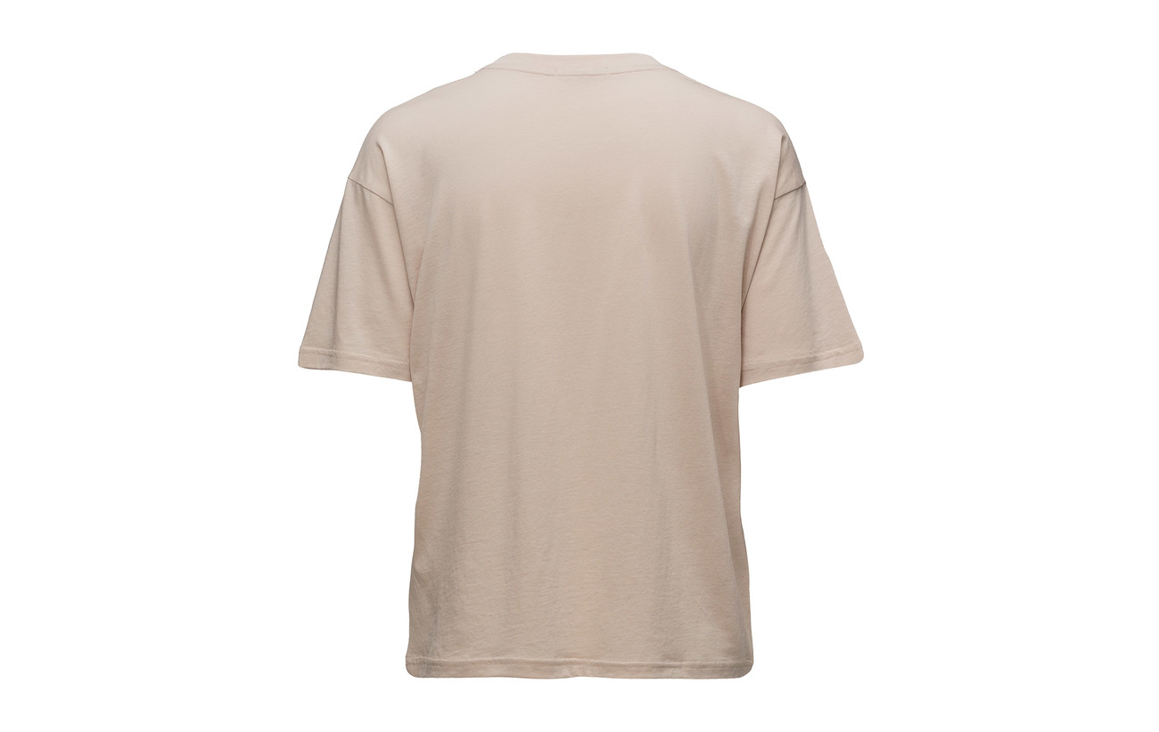 67 Relaxed Tee 33 Plaster Filippa K Lyocell Coton ZFIpUp