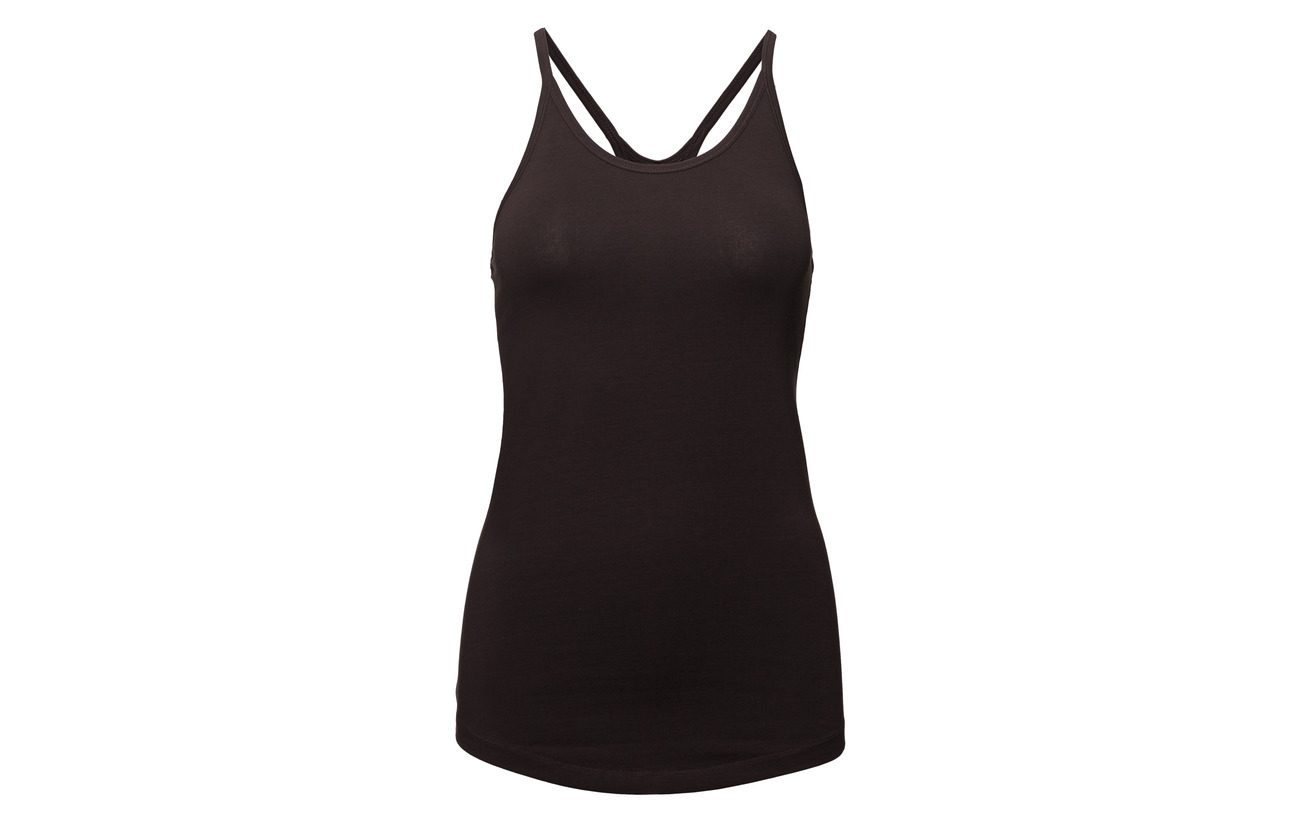 10 Strap Filippa Elastane Coton Tank 90 Light K Grey Cotton wRcnFq8ER