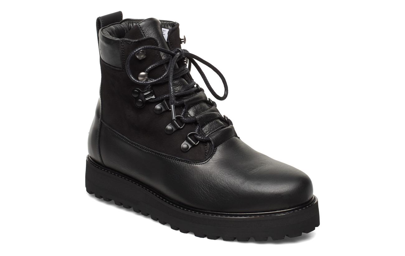 Filippa K Soft Sport Hiker Boot - BLACK