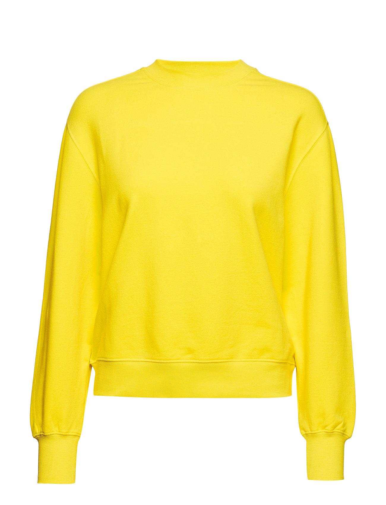 Filippa K Soft Sport Classic Brushed Sweatshirt Ögrönlar