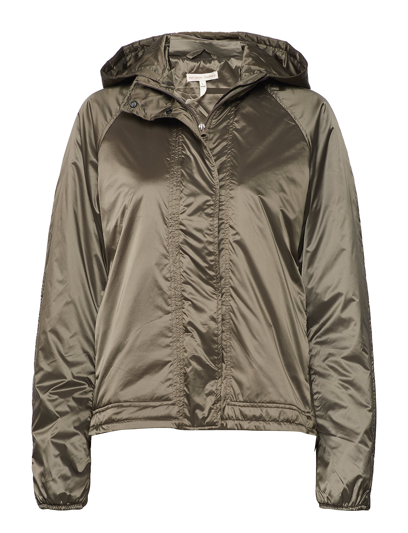 Filippa K Soft Sport Thermolite Jacket - OLIVE