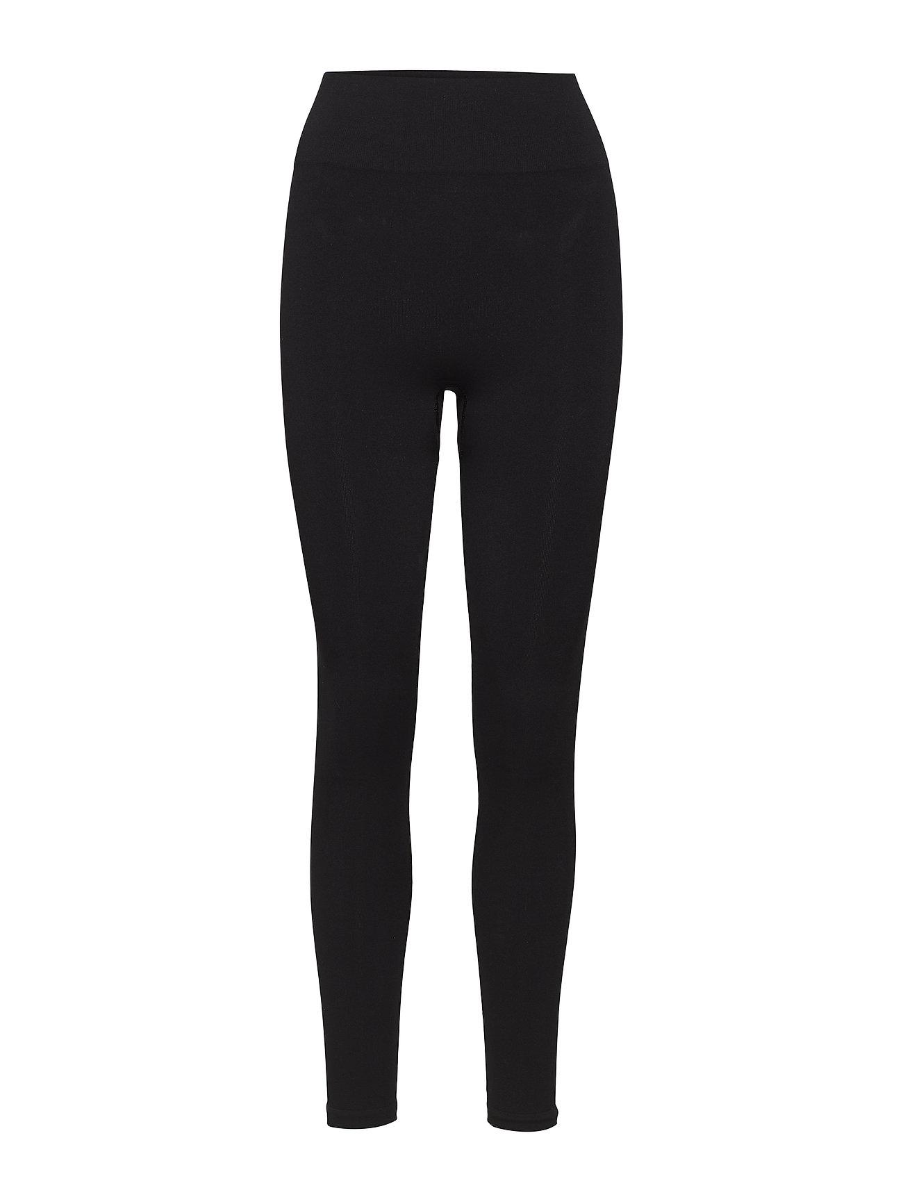 Filippa K Soft Sport Seamless Compression Legging - BLACK