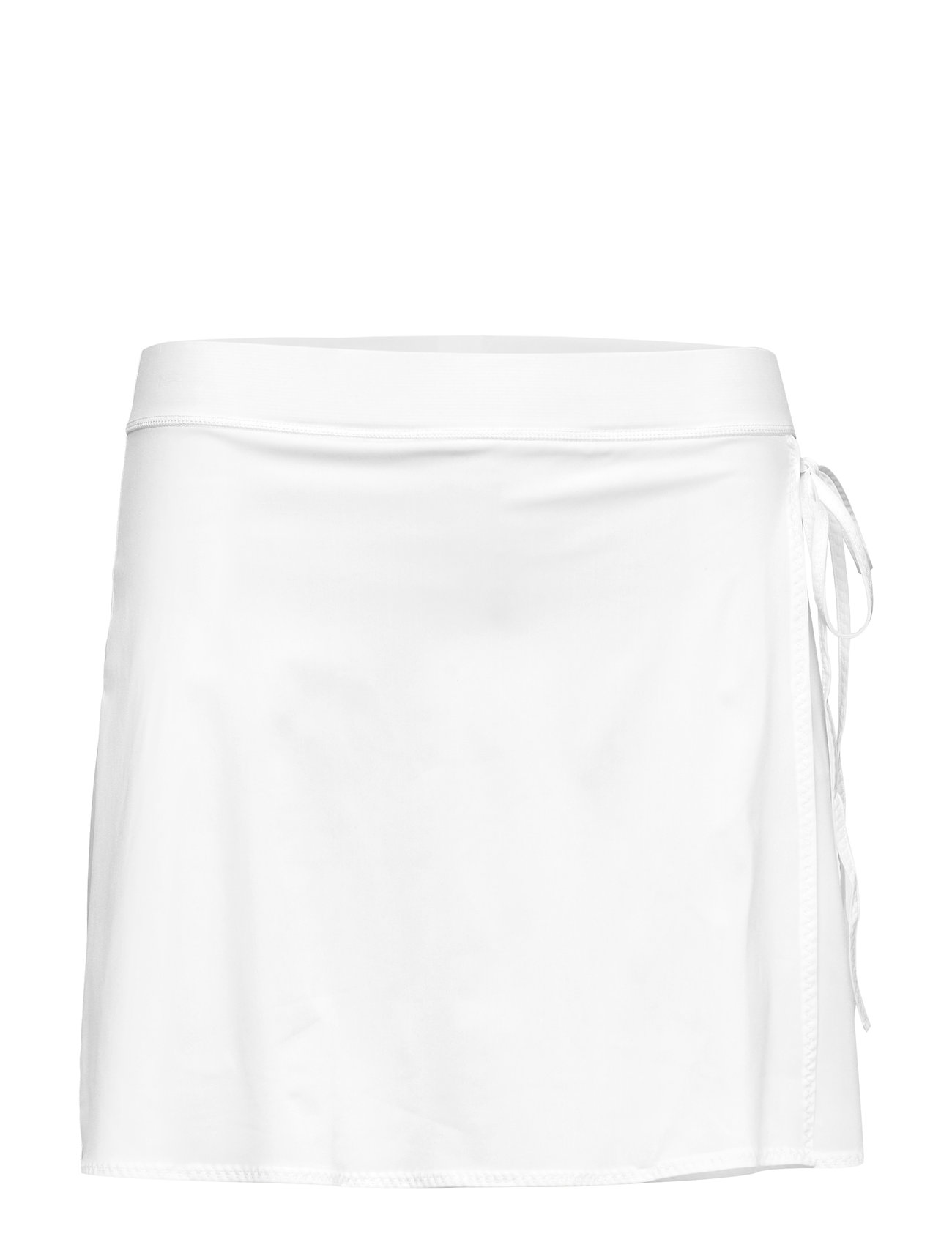 Filippa K Soft Sport Flex Wrap Skirt - OFF WHITE