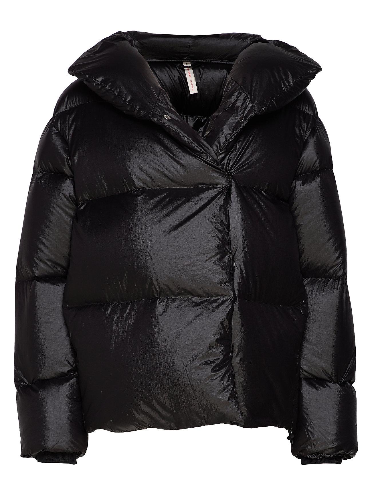 Filippa K Soft Sport Puffer Down Jacket - BLACK