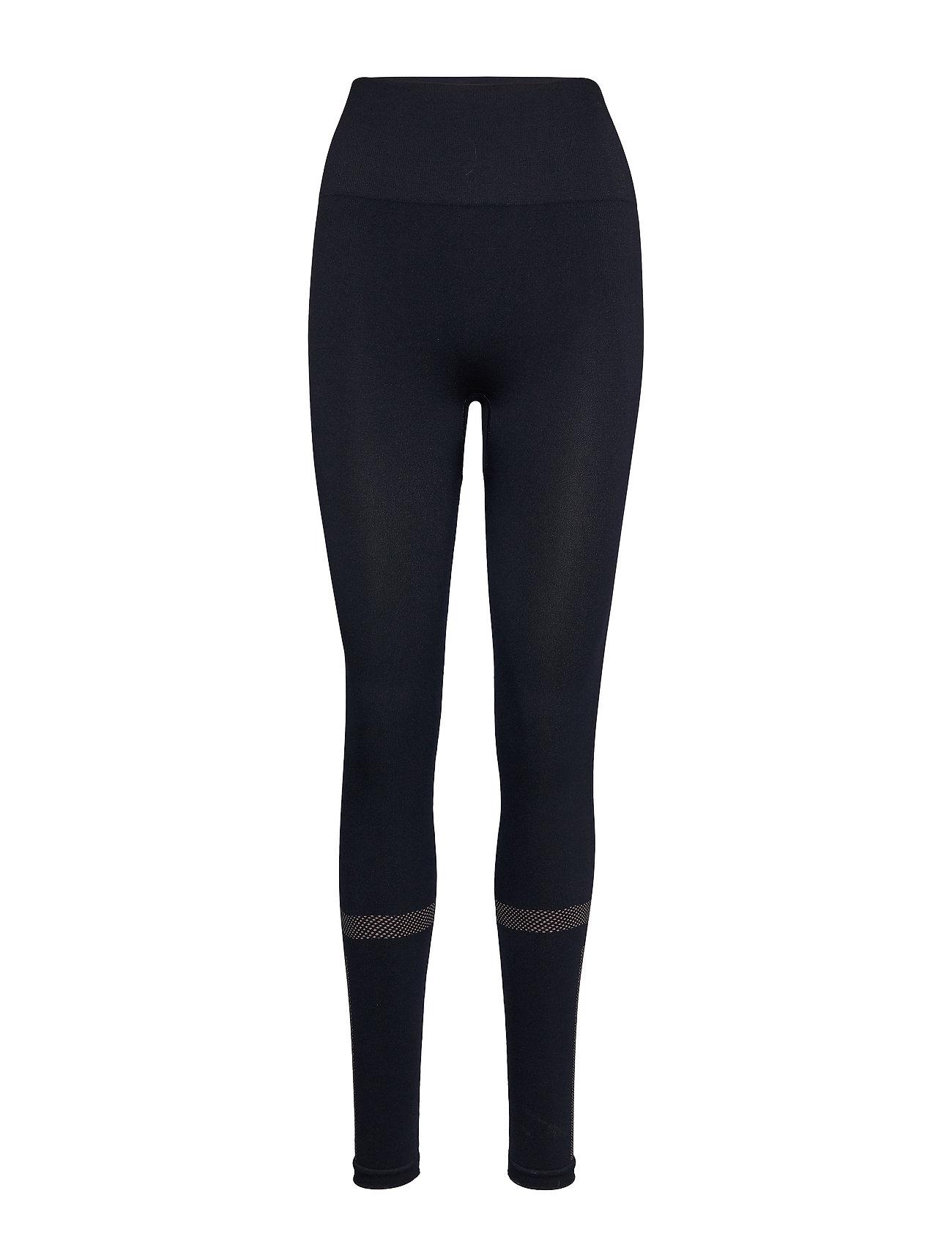 Filippa K Soft Sport Jaquard Stripe Legging - NIGHT SKY/