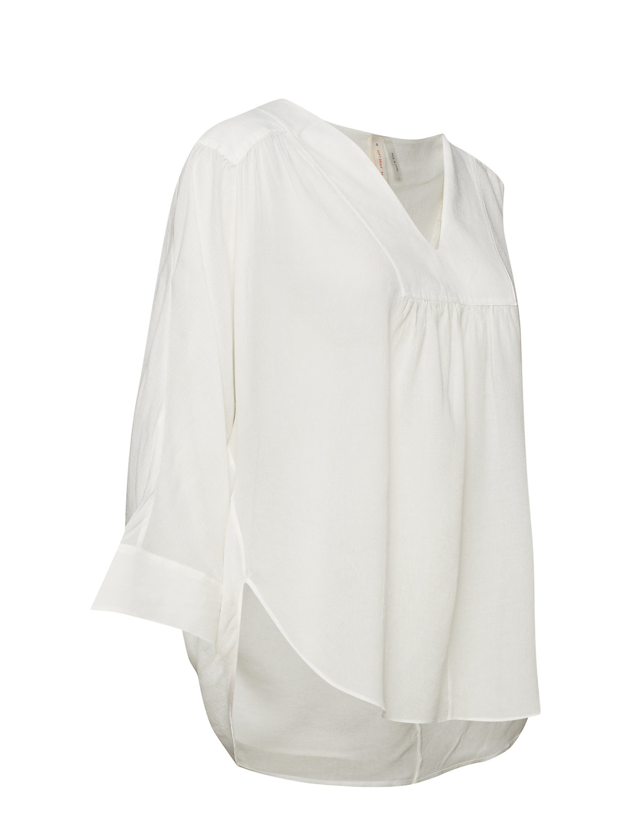 Filippa K Soft Sport Gathered Beach Tunic (Off White) 849 kr | Stort utbud av designermärken JCodeHIl