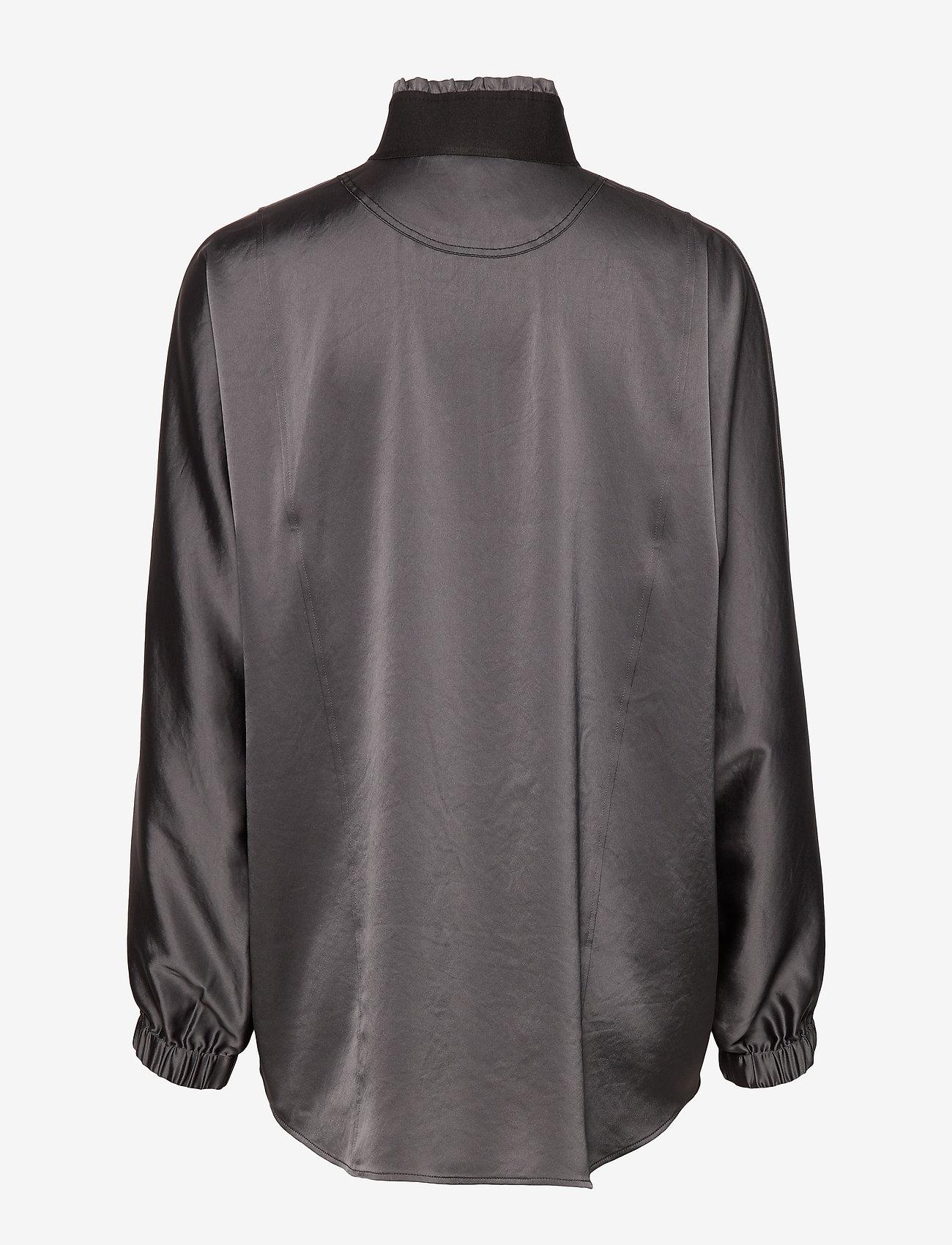 Filippa K Soft Sport Satin Track Shirt - Sweatshirts
