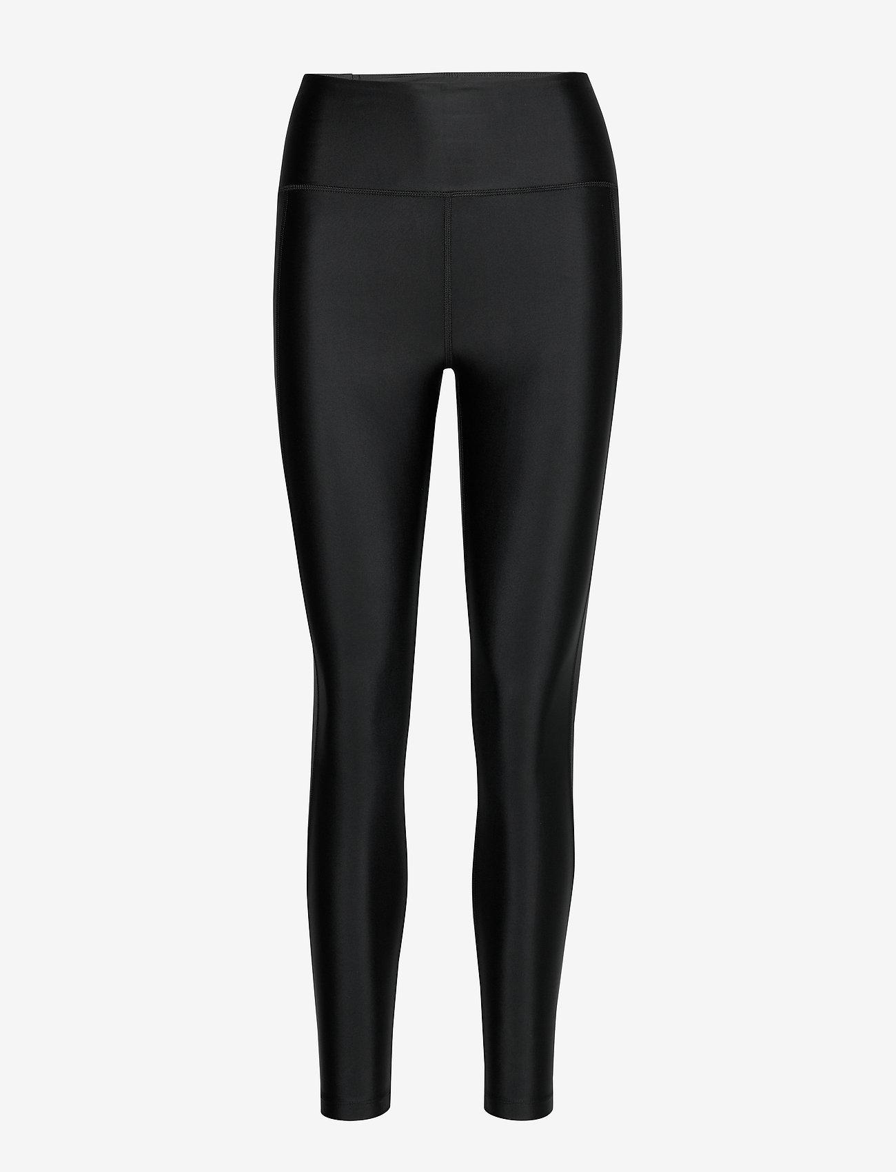 Filippa K Soft Sport - Cropped Gloss Legging - compression tights - black - 0