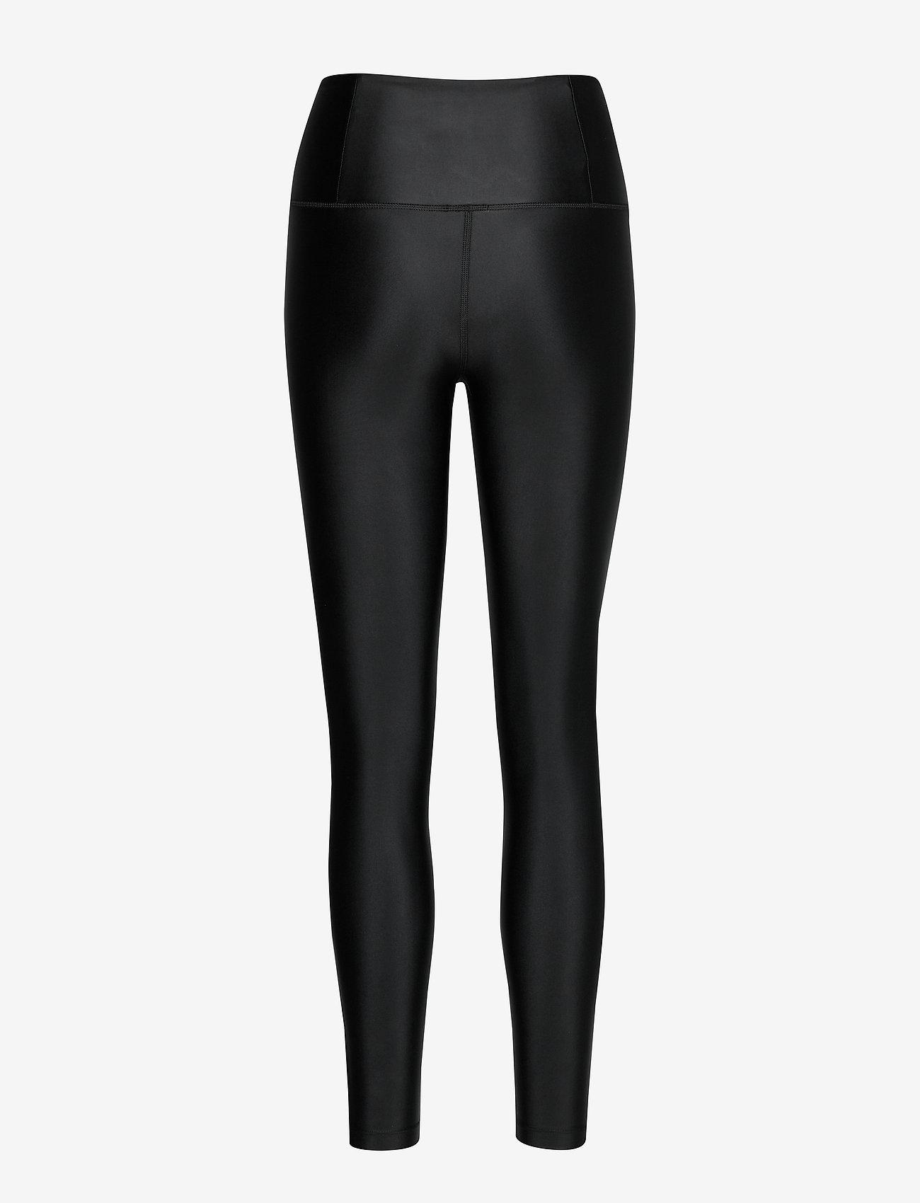 Filippa K Soft Sport - Cropped Gloss Legging - compression tights - black - 1