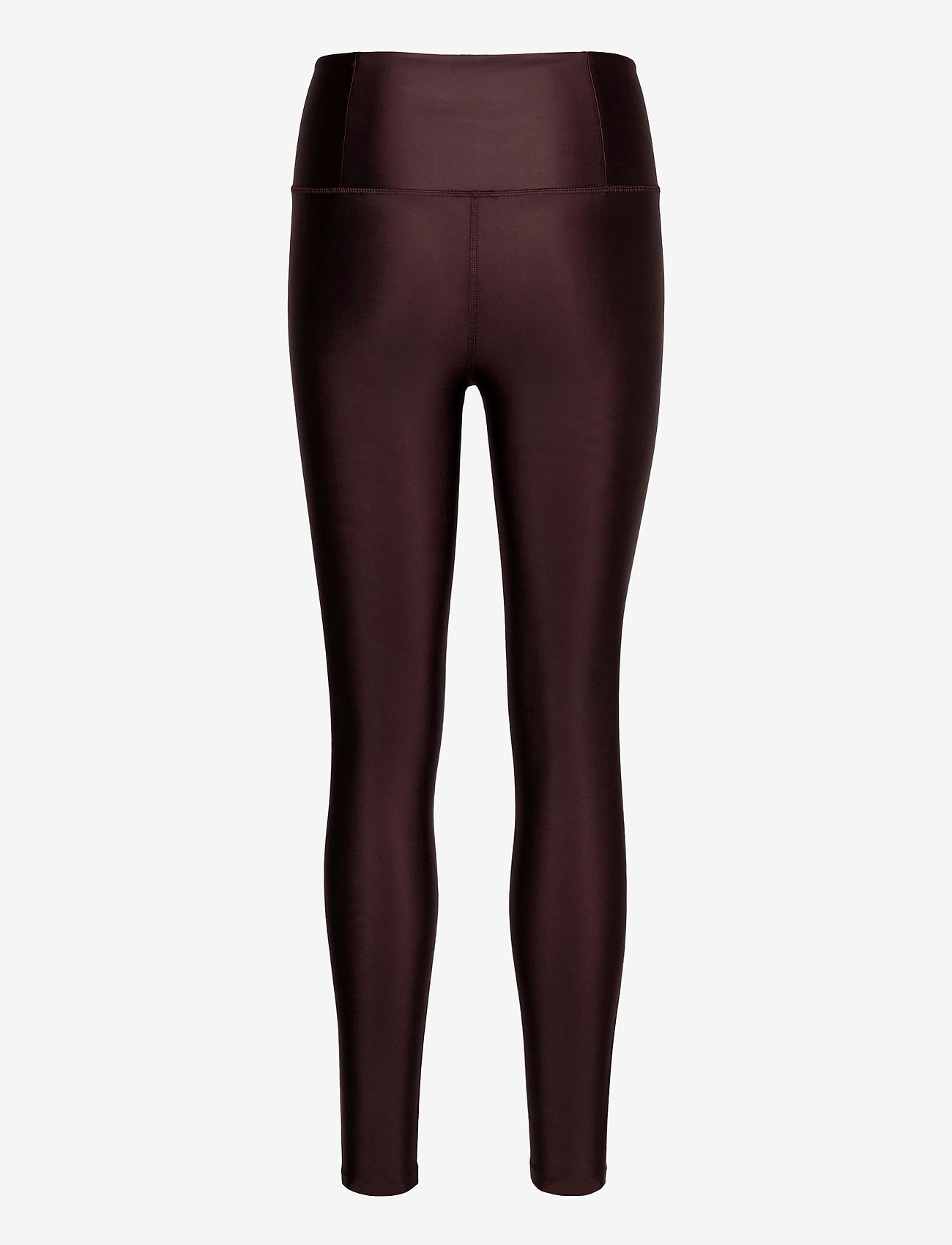 Filippa K Soft Sport - Cropped Gloss Legging - compression tights - maroon - 1