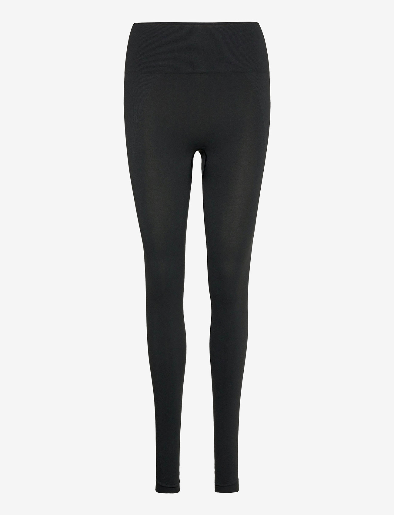 Filippa K Soft Sport - High Seamless Leggings - running & training tights - coal - 0