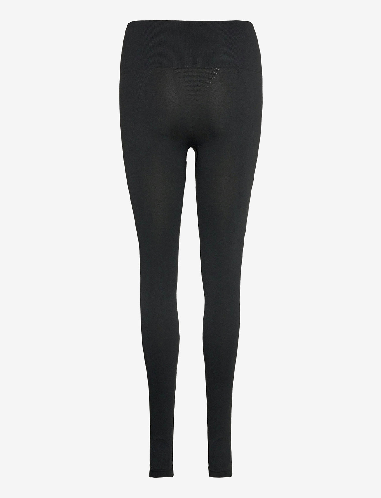 Filippa K Soft Sport - High Seamless Leggings - running & training tights - coal - 1