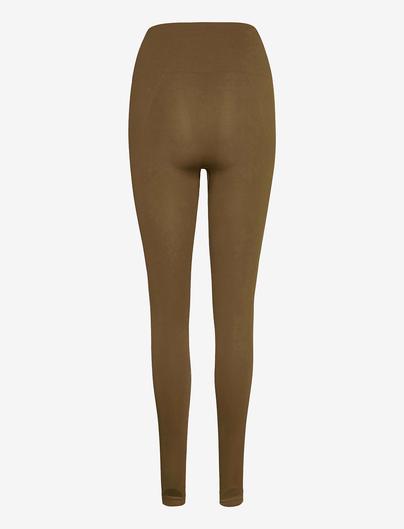 Filippa K Soft Sport - High Seamless Leggings - running & training tights - mud - 1