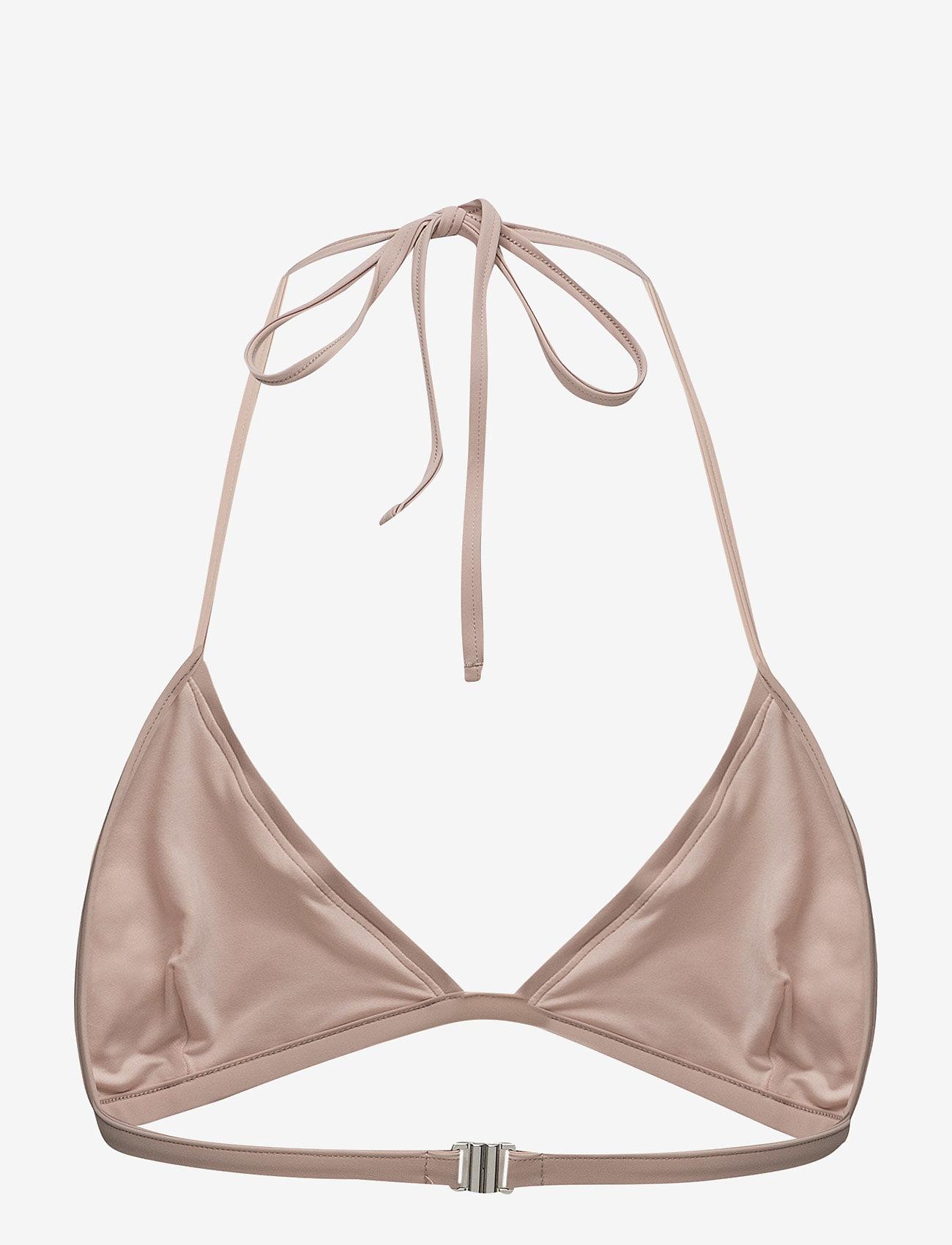 Filippa K Soft Sport - Triangle Bikini Top - hauts de 2 pièces  - pale pink - 1