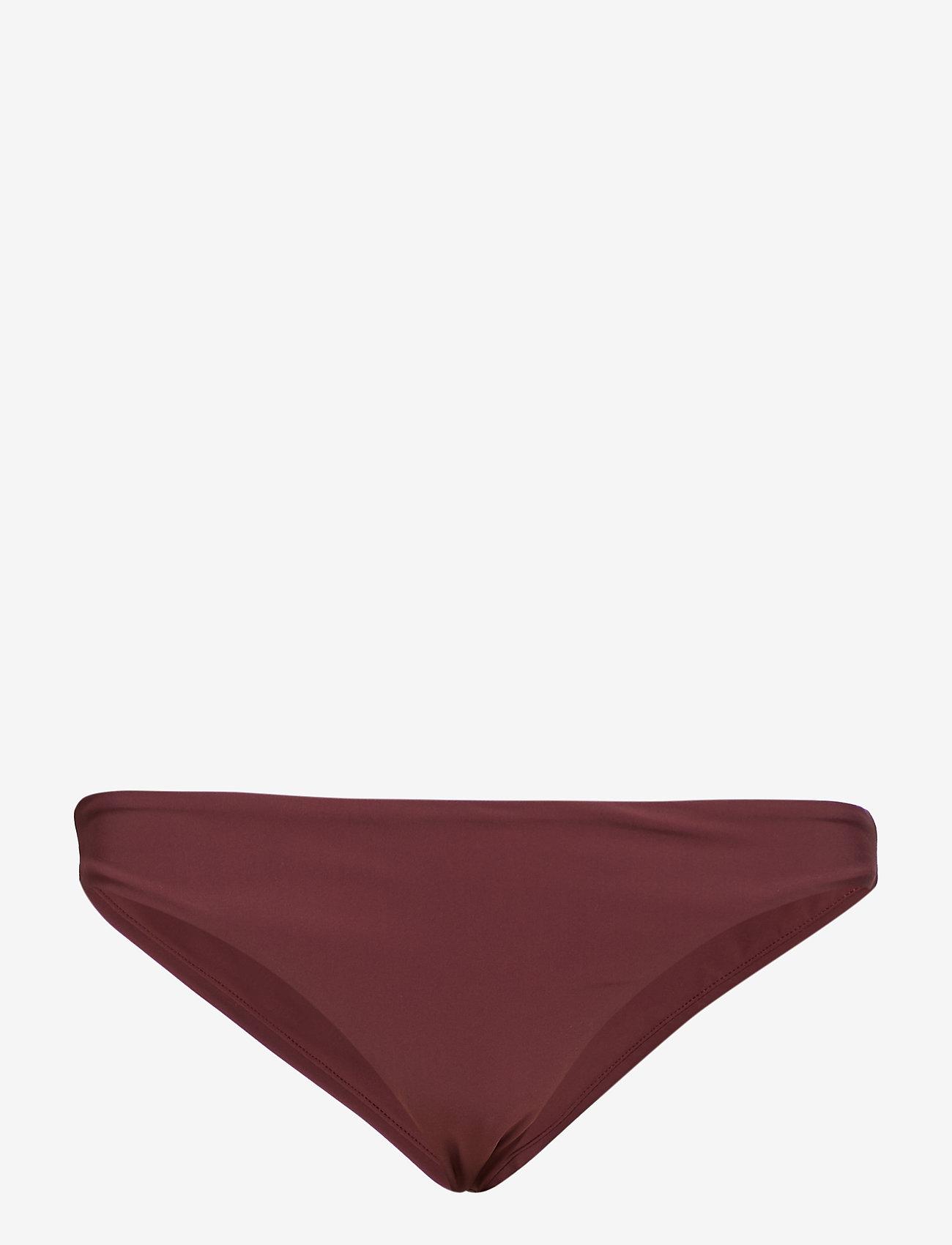 Filippa K Soft Sport - Classic Brief - bikinialaosat - claret - 0