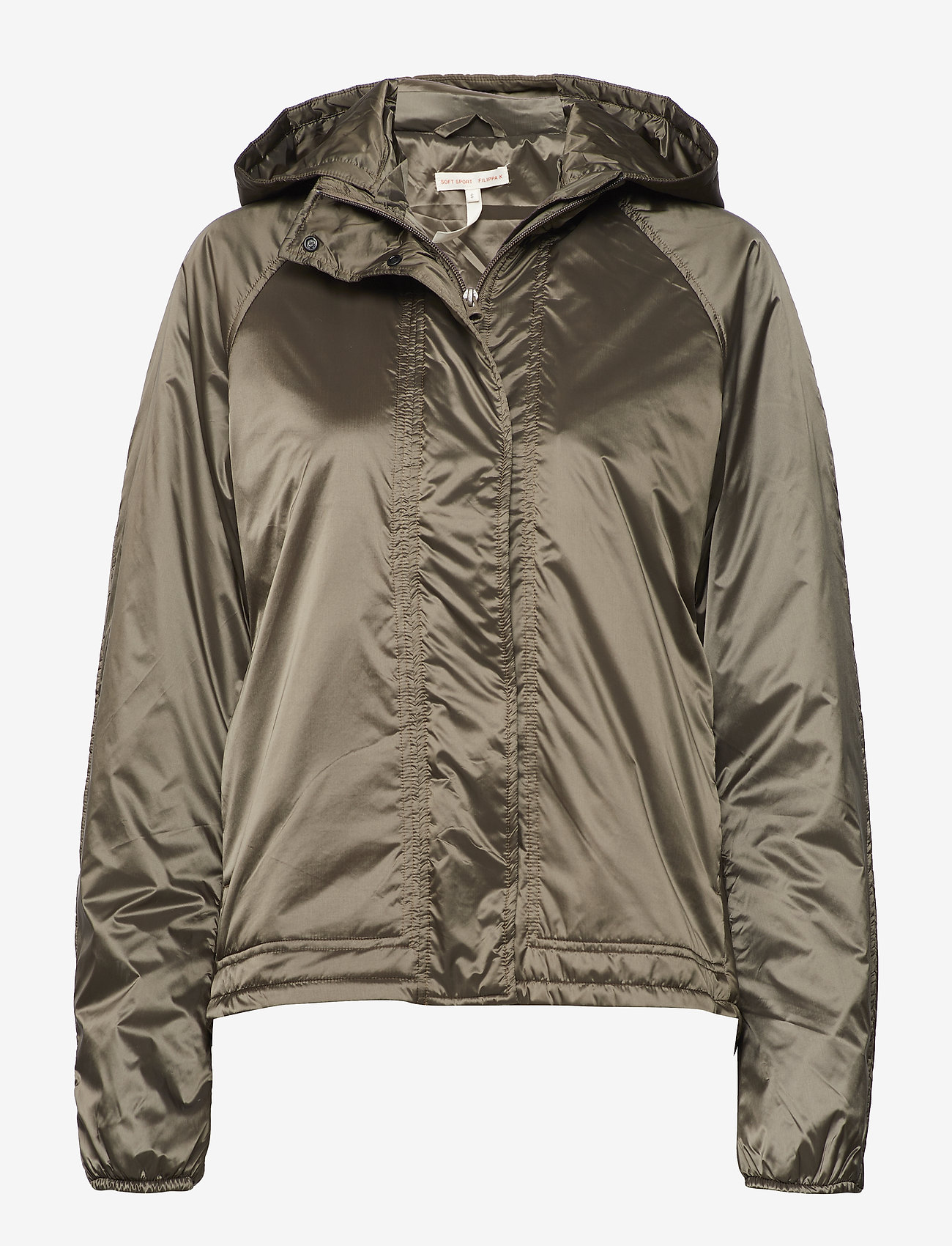 Filippa K Soft Sport - Thermolite Jacket - outdoor & rain jackets - olive - 0
