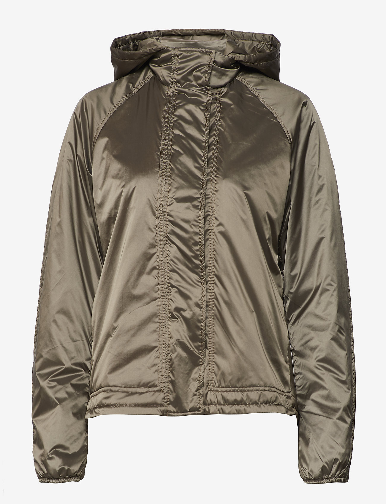 Filippa K Soft Sport - Thermolite Jacket - outdoor & rain jackets - olive - 1