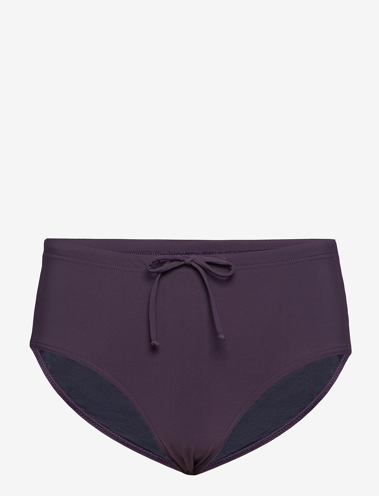 Filippa K Soft Sport - High Waist Bikini Bottom - bikiniunderdeler - midnight p - 0