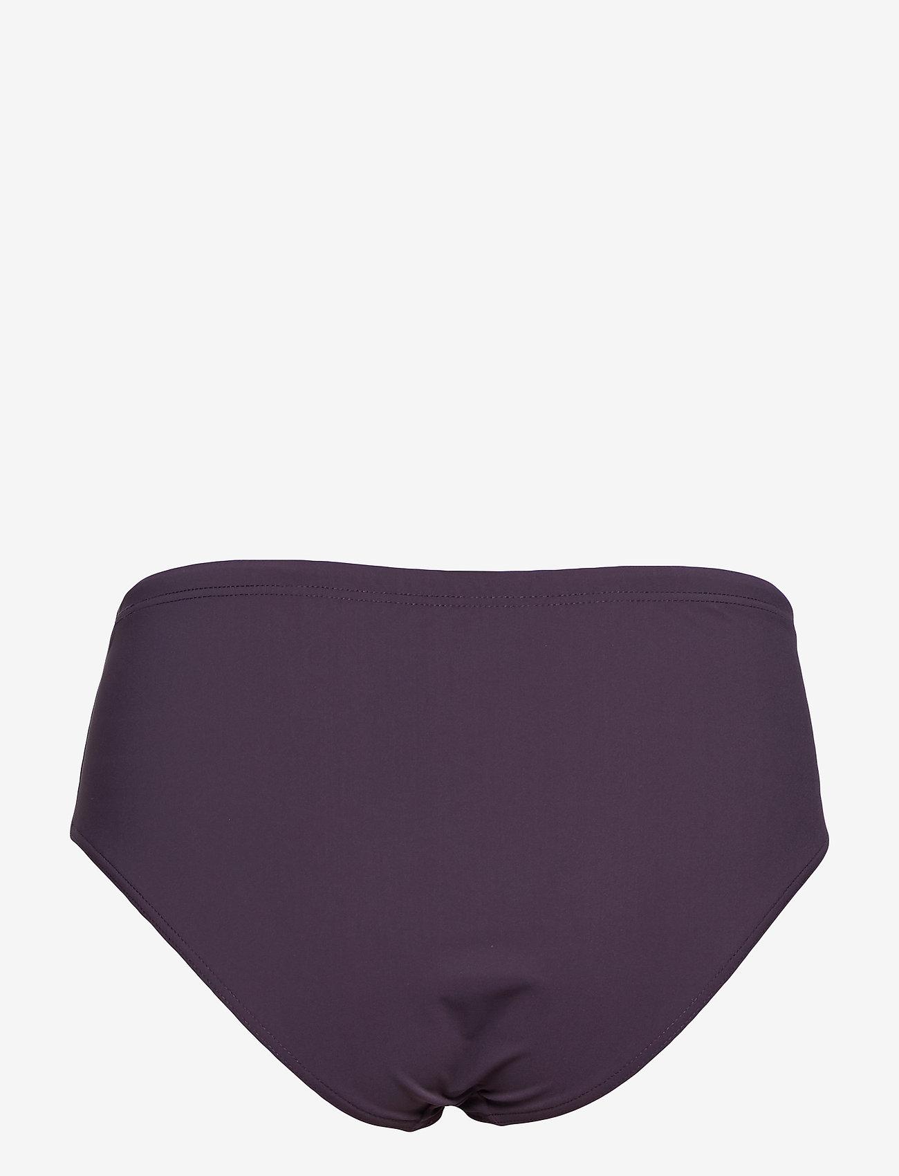 Filippa K Soft Sport - High Waist Bikini Bottom - bikiniunderdeler - midnight p - 1