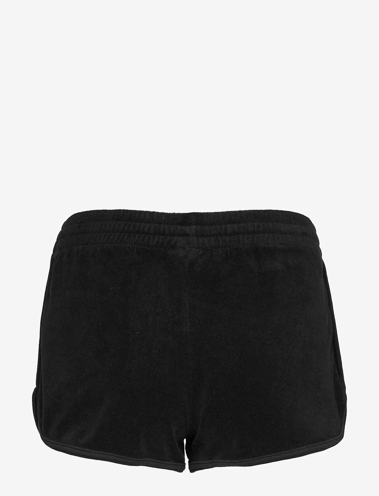 Filippa K Soft Sport - Terry Jersey Short - training shorts - black - 1