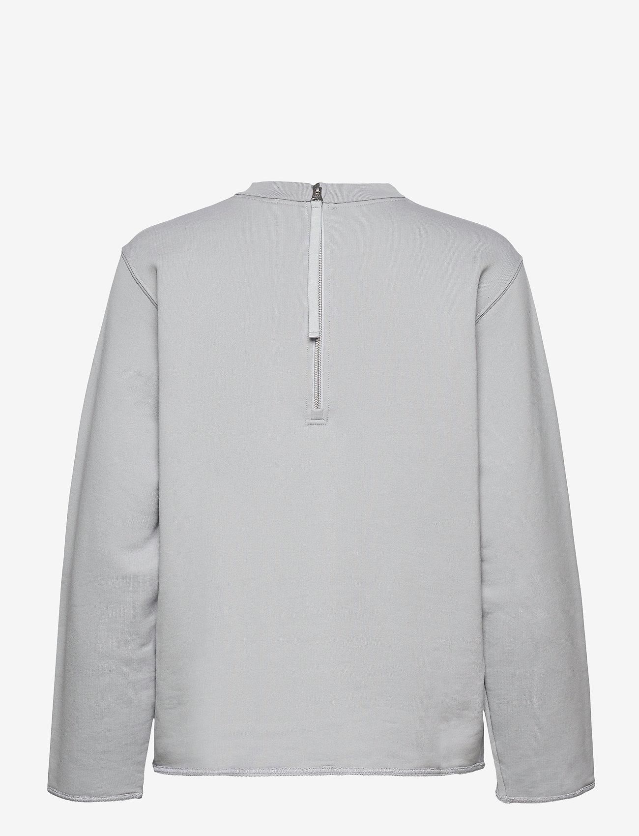 Filippa K Soft Sport - Zip Sweatshirt - svetarit - cloud - 1