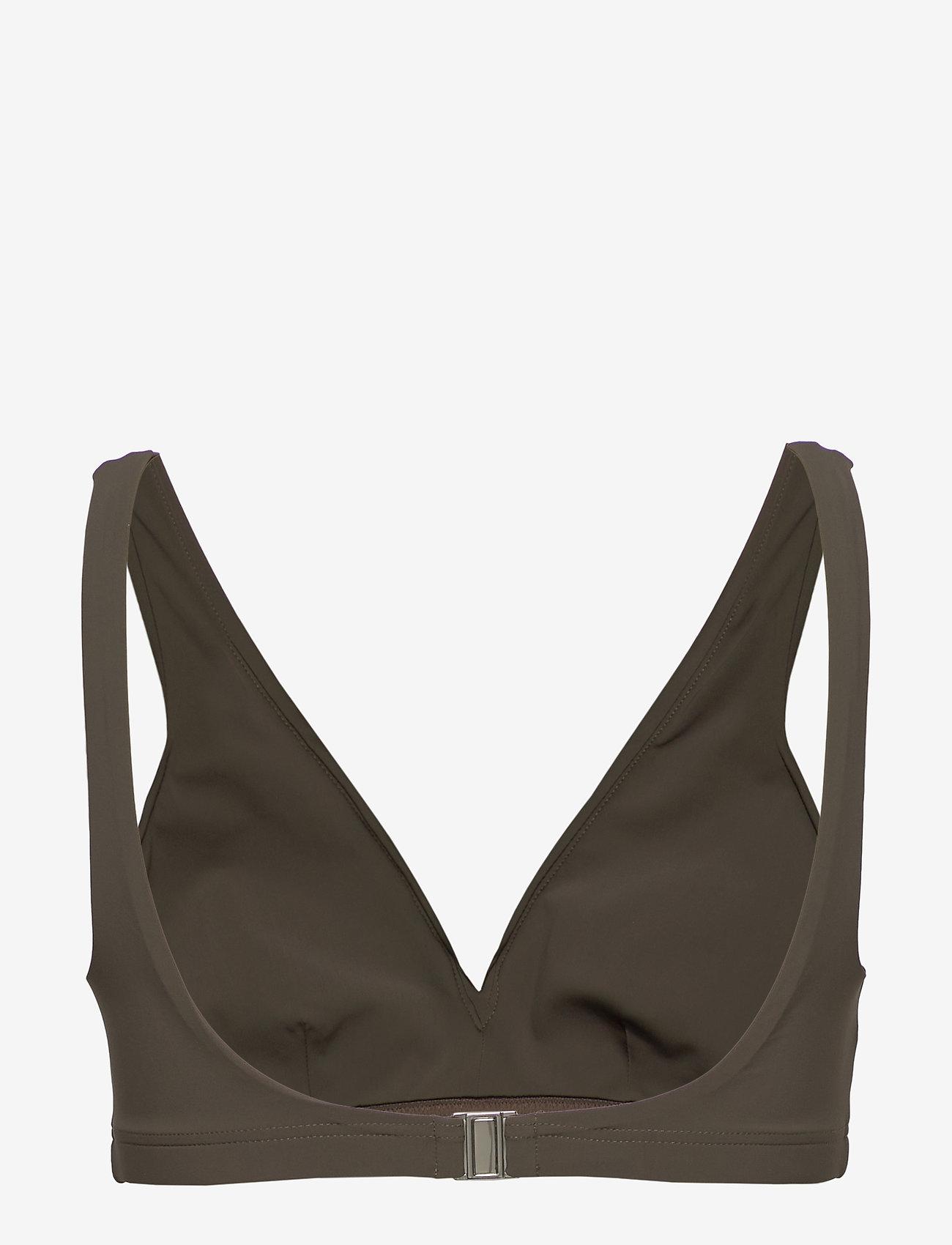 Filippa K Soft Sport - Bikini Bra Top - góry strojów kąpielowych - olive - 1