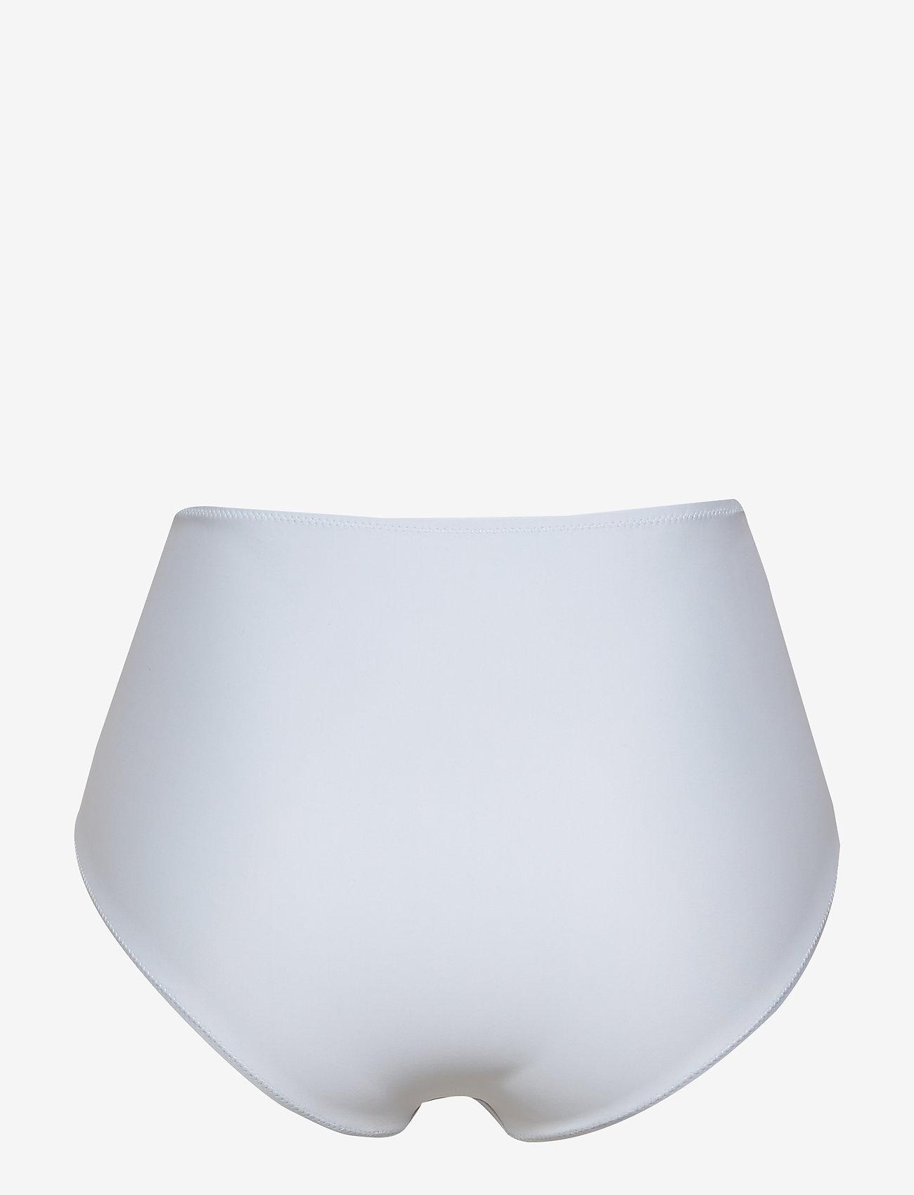 Filippa K Soft Sport - Shiny High Brief - bikinialaosat - cloud - 1