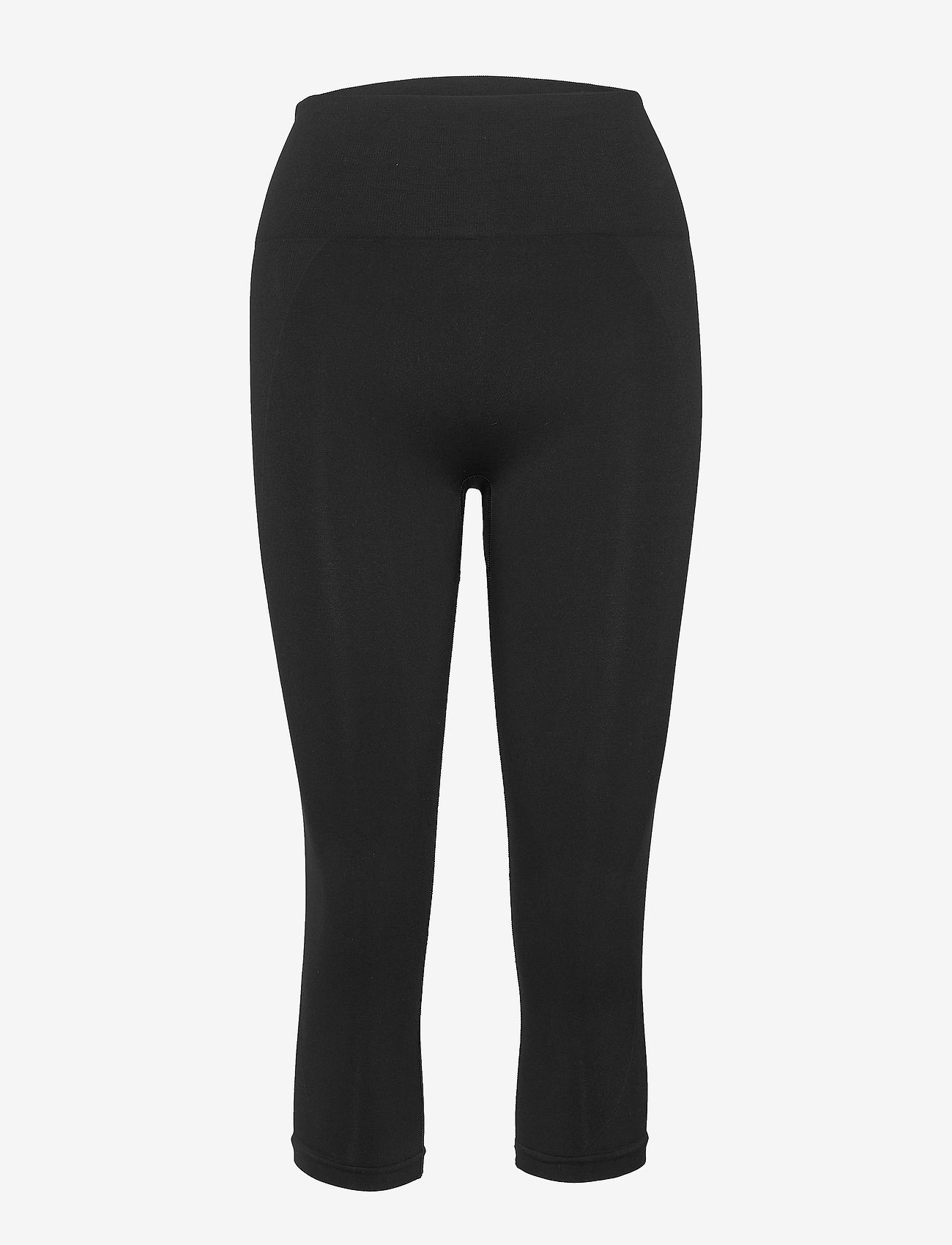 Filippa K Soft Sport - Cropped Seamless Legging - running & training tights - black - 0