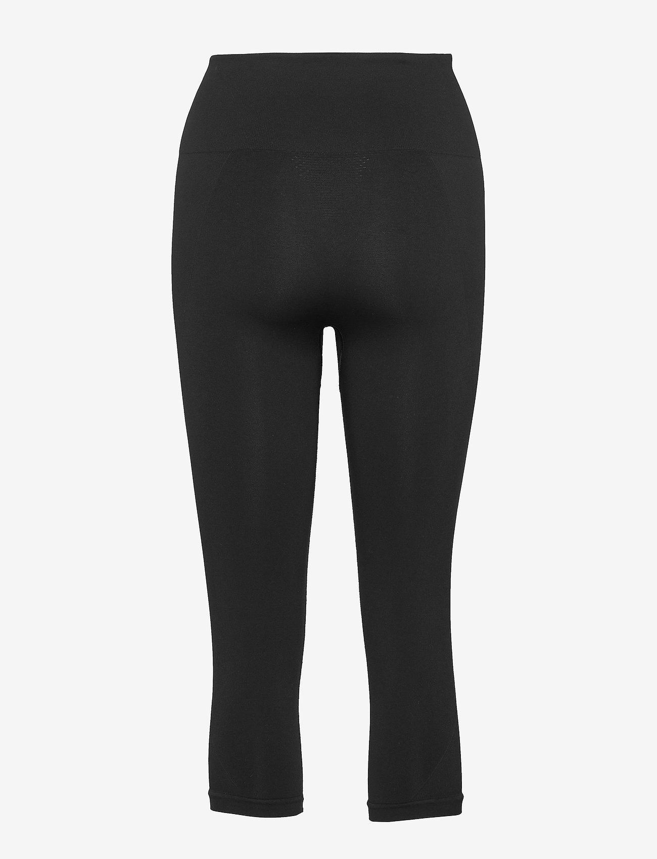 Filippa K Soft Sport - Cropped Seamless Legging - running & training tights - black - 1