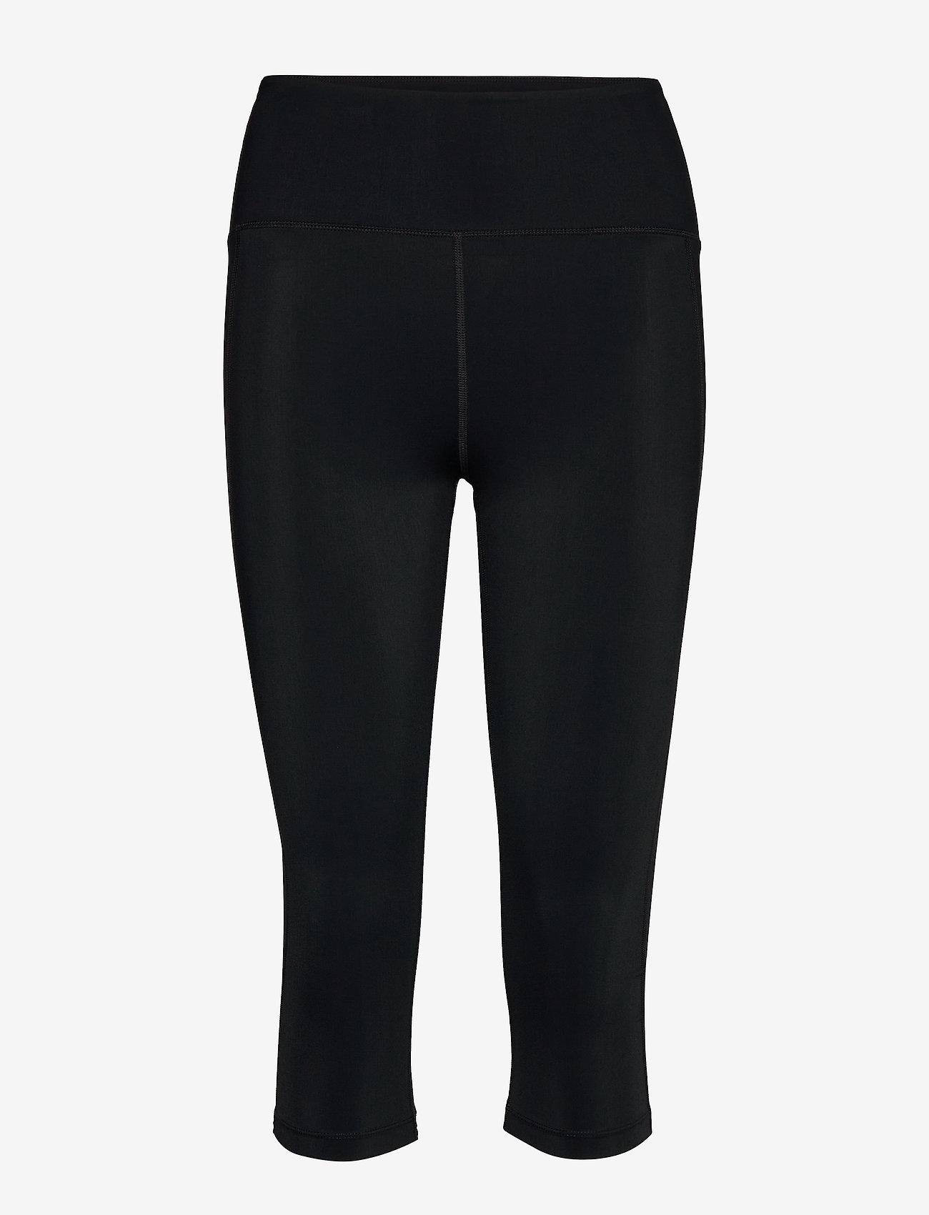 Filippa K Soft Sport - Cropped Legging - running & training tights - black - 0