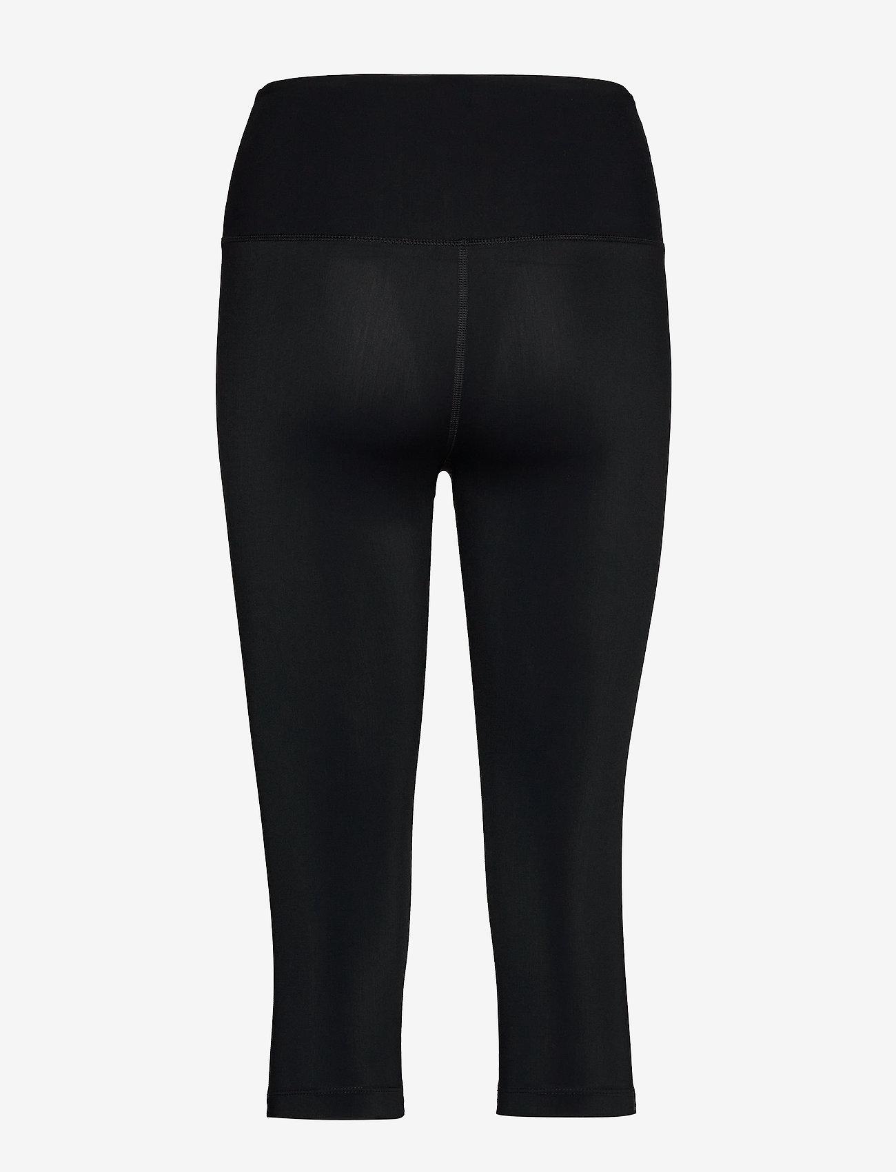Filippa K Soft Sport - Cropped Legging - running & training tights - black - 1