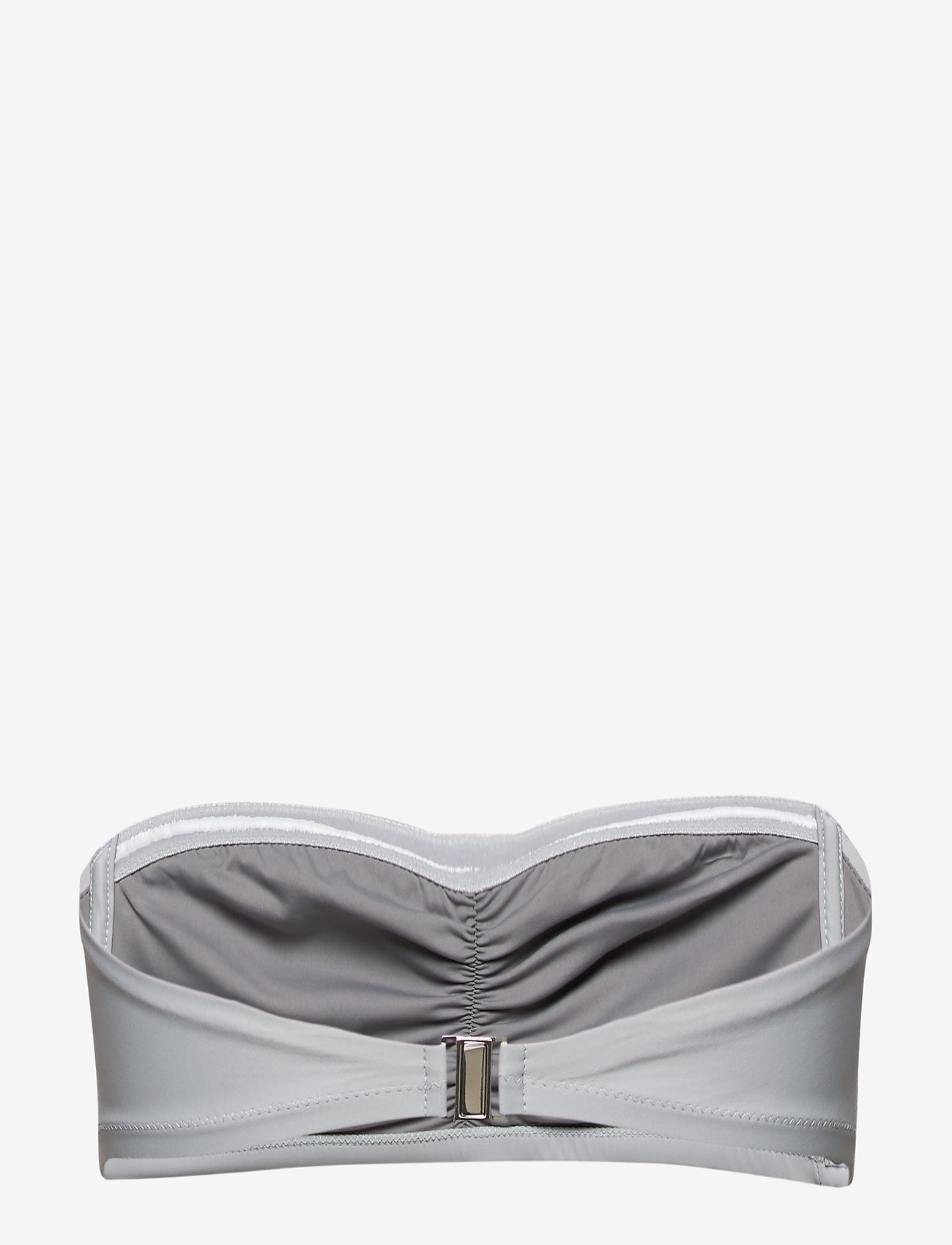 Filippa K Soft Sport - Shiny Bandeau Bikini Top - hauts de 2 pièces  - cloud - 1