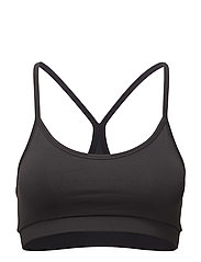 Yoga Bra Top - LIQUORICE