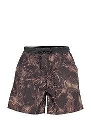 Tiedye Track Shorts - TIE DYE PR
