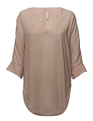 Zoe Tunic Top - PLASTER