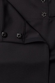 Filippa K Soft Sport - Track Wrap Skirt - sports skirts - black - 3