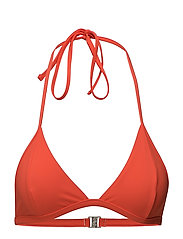 Triangle Bikini Top - POP ORANGE