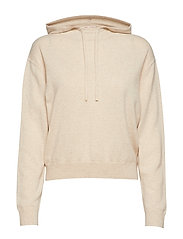 Cashmere Hood Sweater