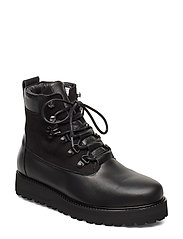 Filippa K Soft Sport Hiker Boot - BLACK